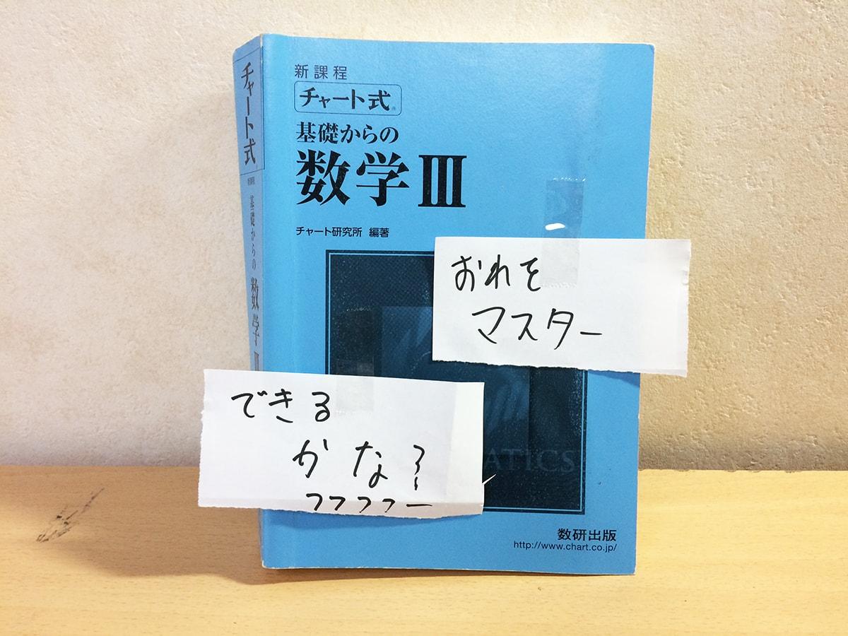 青チャート数3