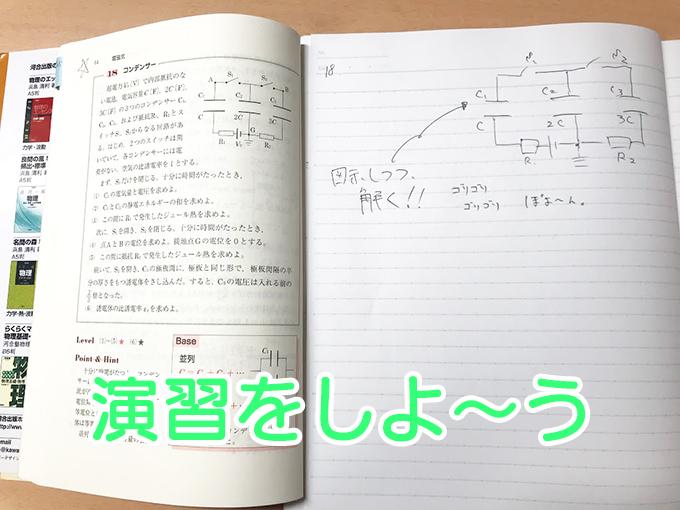 物理のアウトプット作業